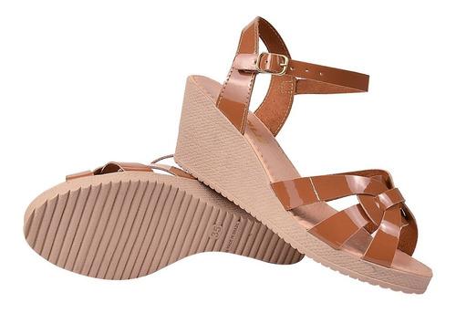 sandália sapato feminina chiquiteira chiqui/53140