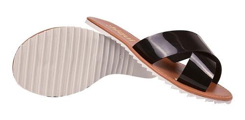 sandália sapato feminina chiquiteira chiqui/54234