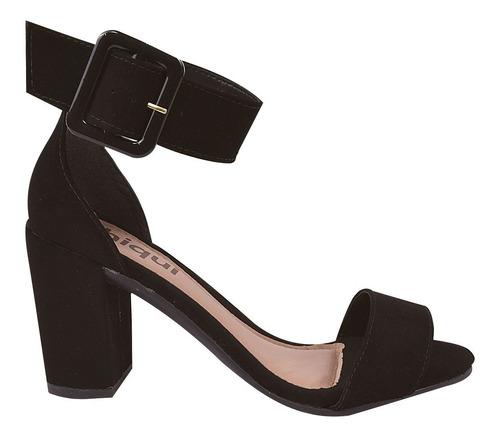 sandália sapato feminina chiquiteira chiqui/54247
