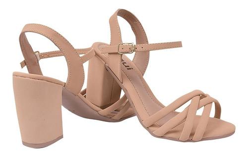 sandália sapato feminina chiquiteira chiqui/54253