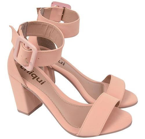 sandália sapato feminina chiquiteira chiqui/54257