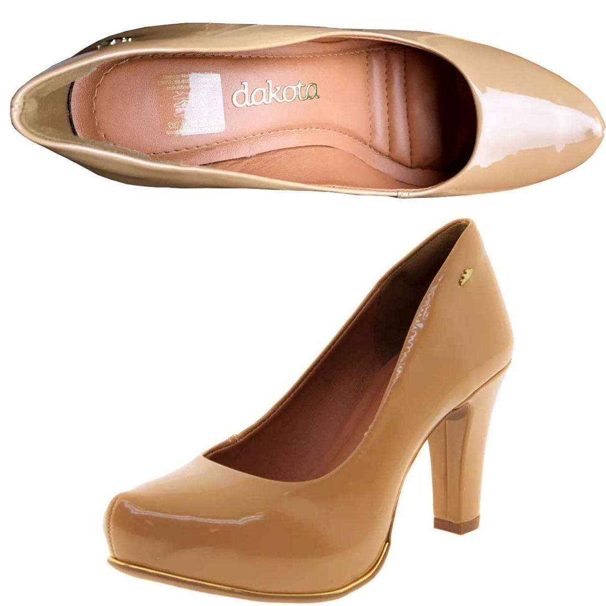 Sandália Sapato Feminino Salto Alto Dakota Promoção Barato - R  94 ... f3f19ee0d01fc