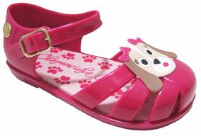 641e8d87c Sandalia Infantil Bical - Calçados, Roupas e Bolsas Lavanda no Mercado  Livre Brasil