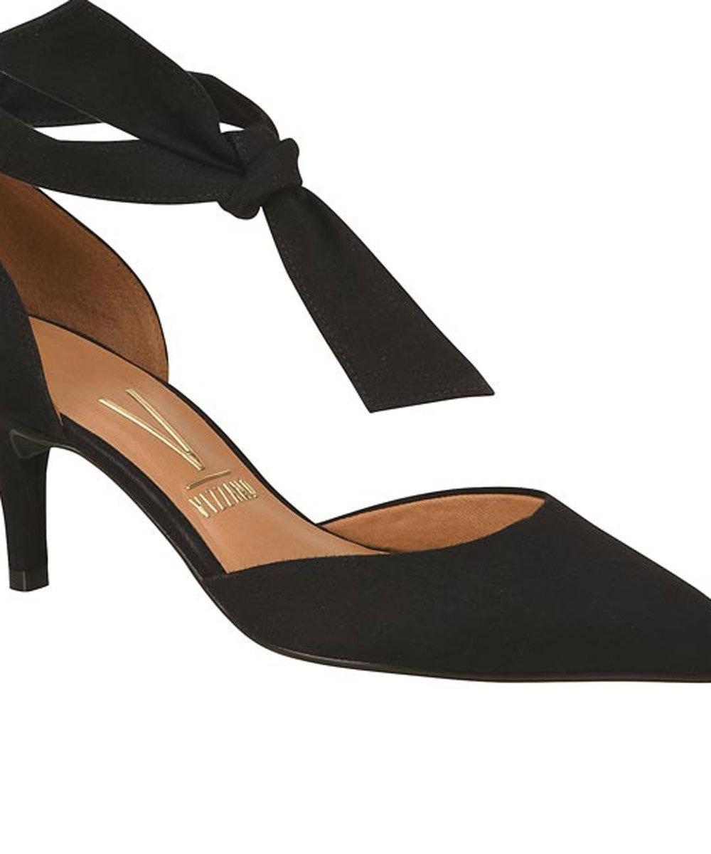 e5944f439 sandália scarpin feminina vizzano salto alto fino 1185153. Carregando zoom.