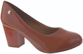 1386907318 Sapato Caramelo Feminino - Sapatos no Mercado Livre Brasil