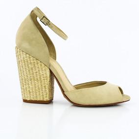 79880d67d4 Sapato Salto Cristal Schutz Tamanho 39 - Sandálias e Chinelos 39 ...
