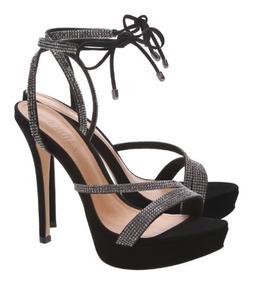 7574ca1e7 Sandália Salto Alto Schutz Coleção Verão 2010 2011 - Sapatos com o ...