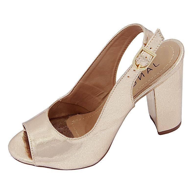 7d1dbc958 sandalia social chanel feminina jane salto alto 9 cm festa. Carregando zoom.