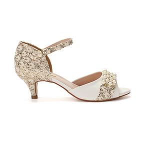 0d6052f0ac Tamanco Salto Fino Datelli Sandalias Agulha - Sapatos no Mercado ...