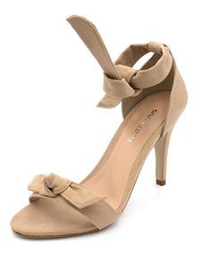 97647cf98 Sandália Salto Alto Fino Lara - Sapatos com o Melhores Preços no ...