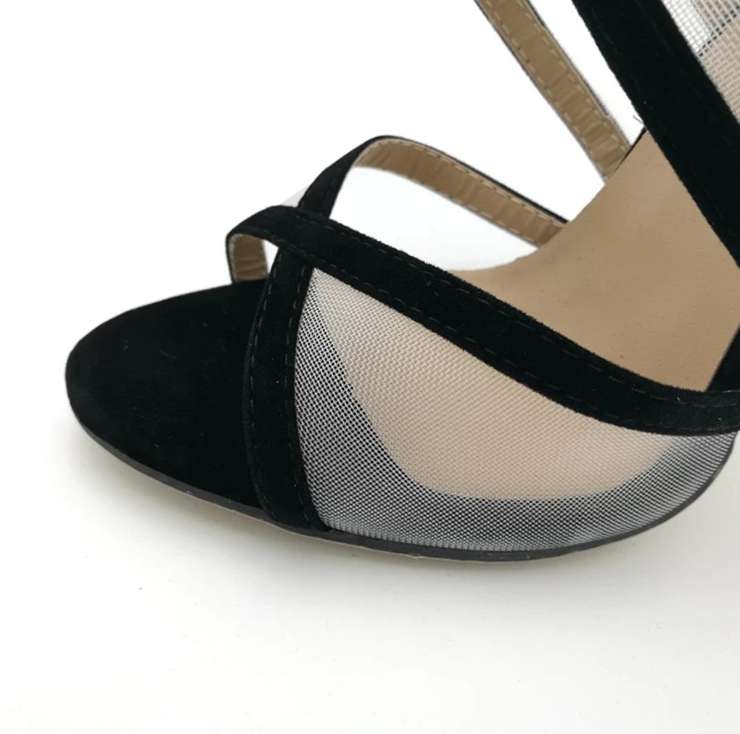 4112ae79fb sandália strap gladiadora maxi festa. Carregando zoom.