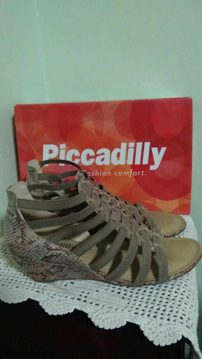f092edea5 sandália super confortável marca piccadilly. Carregando zoom.
