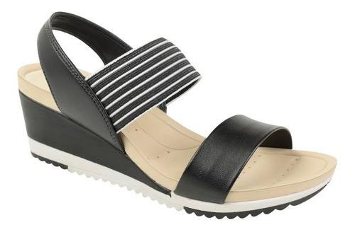 sandália super confortável modare, imperdível.