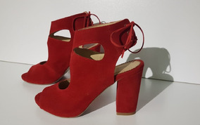 Tacon Moda Mercado Zapatos Colombia Rojas Sandalias En De Libre dBxreoWC