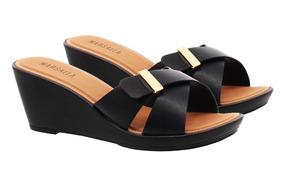 119ed96fc Sandalias Femininas Anabela - Sapatos para Feminino em Rio de ...