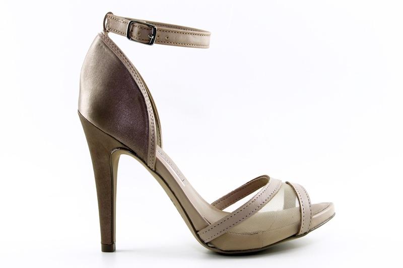 d604c3d99 Sandalia Tanara Salto Feminina T1703 - Lojas Pires - R$ 207,90 em ...