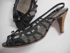 d0901e2c9 Sapato Tanara Tam 38 Preto Sapatos - Sapatos no Mercado Livre Brasil