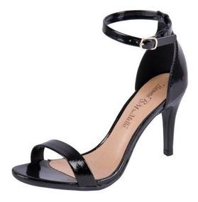 9e9b361e9 Sandalia Salto Alto Fino - Sandálias e Chinelos Femininas Sandálias com o  Melhores Preços no Mercado Livre Brasil