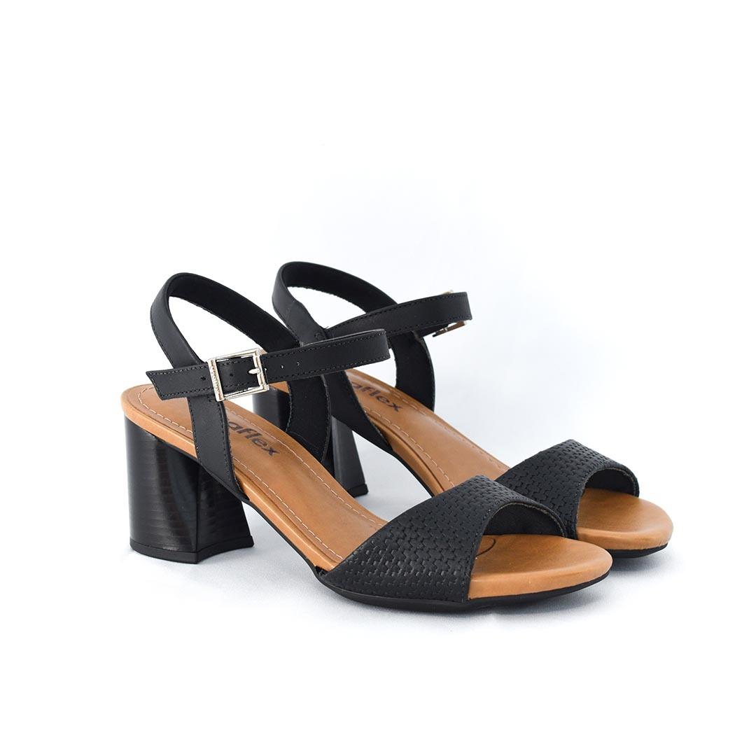 Sandália Usaflex Aa1701 Coleção De Verão 2019 Islen Calçados - R ... 2a44e9b6d6cf7