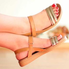 39df638d6 Sandalia Anabela Prata - Sapatos com o Melhores Preços no Mercado Livre  Brasil