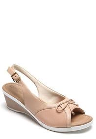 4e2a67143 Sand Lia Usaflex Care Joanetes Medusa Anabela - Sapatos para ...