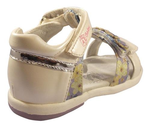 sandalia vestir white niña 1ss4819 (21 al 26) abc baby