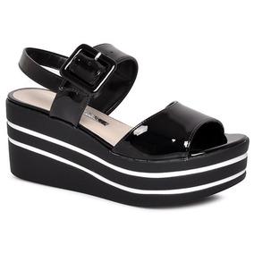 2dee5becd0 Sandalia Verao Via Marte 2018 Feminino - Sapatos no Mercado Livre Brasil