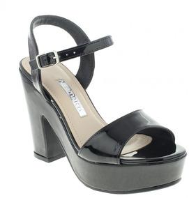4226ddbdde Sandalia Salto 18 Cm Com Meia Pata Feminino - Sapatos no Mercado Livre  Brasil