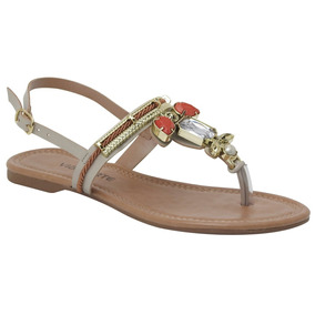cf545c49fe Sandálias Nova Coleção Via Marte - Sapatos no Mercado Livre Brasil