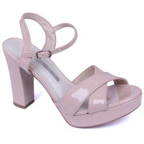 5d032489e Sandalia Branca Via Uno - Calçados, Roupas e Bolsas com o Melhores ...