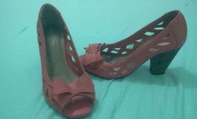 178030953 Sandálias Nova Coleção Via Marte - Sapatos Coral no Mercado Livre Brasil
