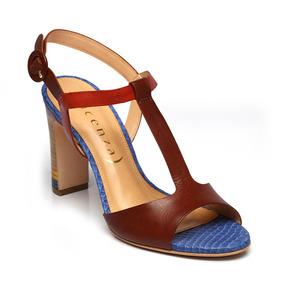 8d18751ed Sandalias De Salto Vicenza - Sapatos com o Melhores Preços no Mercado Livre  Brasil