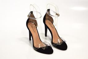 b27b01941 Sandalia Tira Fina Tornozelo Feminino - Sapatos no Mercado Livre Brasil