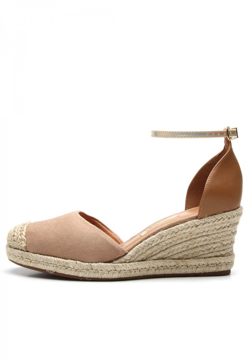 025c230a2 sandália feminina vizzano anabela espadrille bege 1277100 · sandália  vizzano anabela. Carregando zoom.