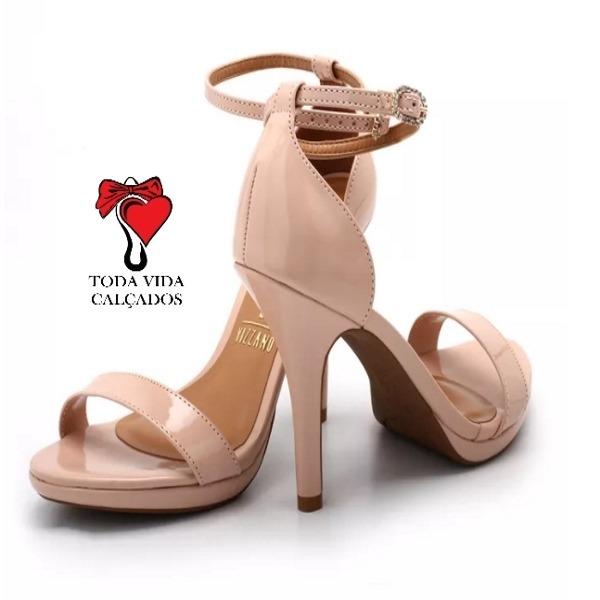 ed50e0407 sandália vizzano verniz - toda vida calçados · sandália vizzano calçados
