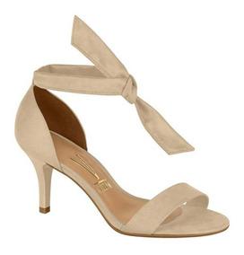 f62245469 Sandalia Salto Fino Tornozelo Vermelha - Sapatos com o Melhores Preços no Mercado  Livre Brasil