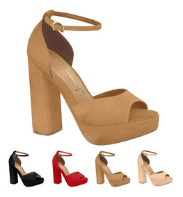 370760012 Lojas Pernambucanas Sapatos Feminino Sandalias Vizzano - Calçados ...