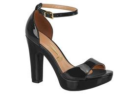 e2e5be964b Anabela Salto Rolha Vinho Vizzano - Sapatos no Mercado Livre Brasil