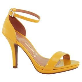 c619077eb3 Vizzano Salto Com Brilho - Sapatos no Mercado Livre Brasil