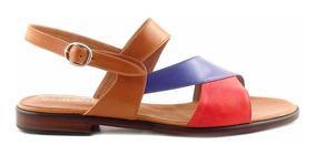 Tiras Sandalia Briganti Mcsd04611 Mujer Zapato Vestir Cuero qMzUpSV