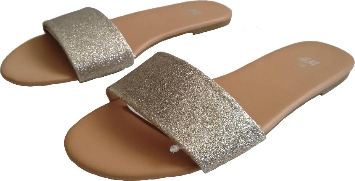 Boutique en ligne 6e620 9f29d Sandalia Zapato Para Mujer Elegante H&m Nueva