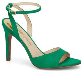 Strap Zapato Sandalia 2640785 Mujer Andrea Verde Modelo bf76yIgvY