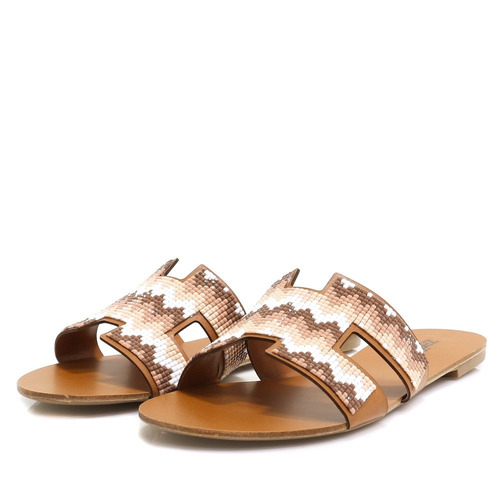 sandália zariff shoes rasteira 73016 | zariff