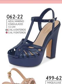 Mercado Azulmarina Zapatos Klass Libre Zapatilla Sandalias En De mNv80wn