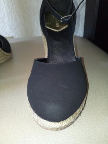 sandalias 10770 alpargatas de pulsera plataforma yute 2-7