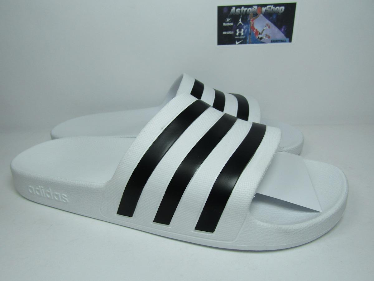 cefc0e3dcb7eb Sandalias adidas Adilette Aqua White (30 Mex) Astroboyshop ...