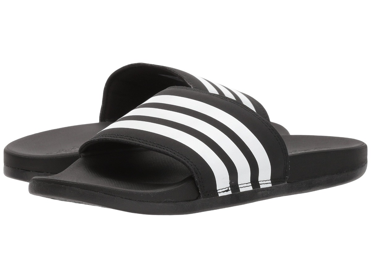 new style 87b11 e7055 sandalias-adidas -adilette-cloudfoam-ultra-strip-negro-s1-D NQ NP 986863-MLM27263063344 042018-F.jpg