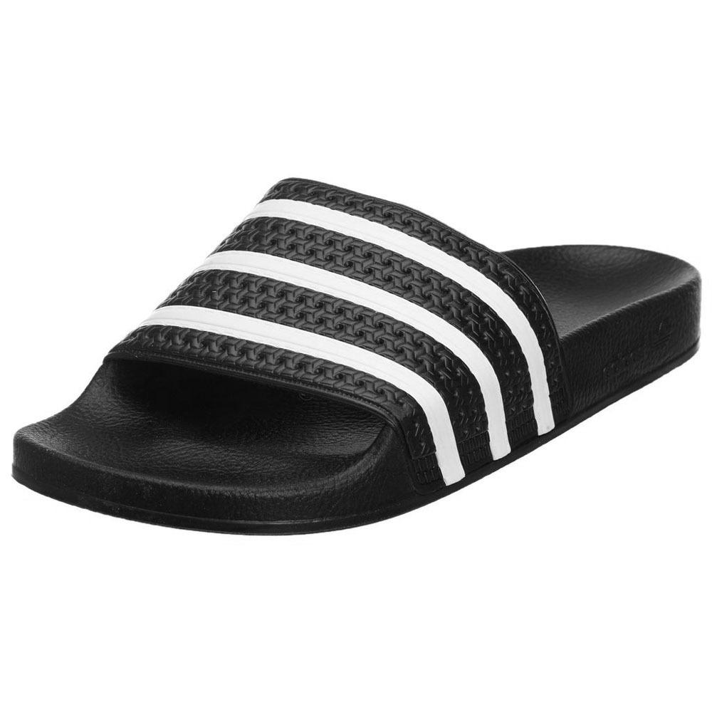 Chanclas Sandalias Adidas Adilette Originales Negro Unisex 7b6YgIyvmf