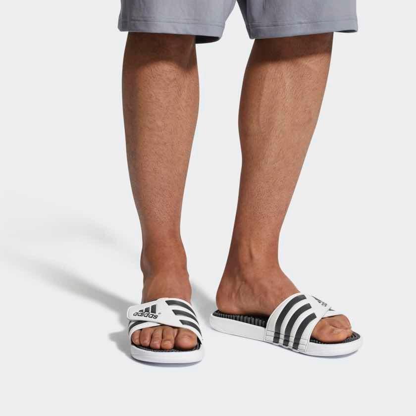 online store f6562 a71c7 sandalias adidas adissage slides hombre originales 9mx. Cargando zoom.