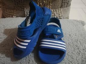 Niño 8 Azul Adidas Sandalias Akwah USVpzMq